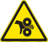 Cutting of Fingers/Rotating Blades (FIS1026-)