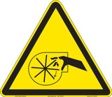 Cutting of Fingers or Hand/Rotating Blade (FIS1027-)