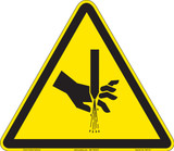 Cutting Of Fingers/Pressurized Water (FIS1137-)