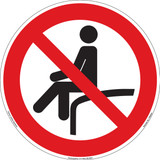 Do Not Sit (FIS5003-)