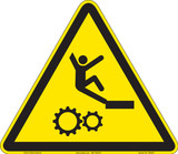 Body Fall into Gears (FIS5037-)