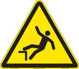 Drop/Fall Hazard (FIS5079-)