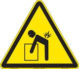 Lifting hazard (FIS5101-)