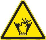 Fall Hazard/Auger (FIS5106-)