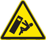 Tip over hazard (FIS5130-)