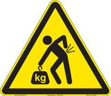 Lifting hazard (FIS5158-)