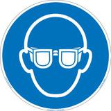 Wear Eye Protection (FIS6031-)