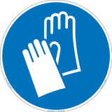 Wear Protective Gloves (FIS6033-)
