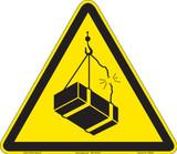 Crush Hazard/Overhead Load (FIS6046-)