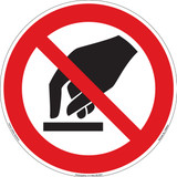 Do Not Touch (FIS6053-)