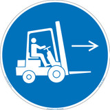 Forklift Point Right (FIS6072-)