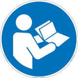 Consult Operators Manual (FIS6126-)