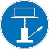 Use Mechanical Lift (FIS6148-)