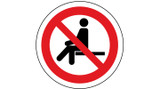 Do Not Sit Here (IS6083-)