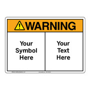 Custom Warning Signs | Clarion Safety Systems