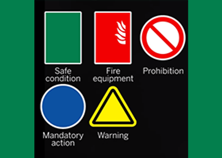ISO symbols for Safety Signs and Safety Labels Video