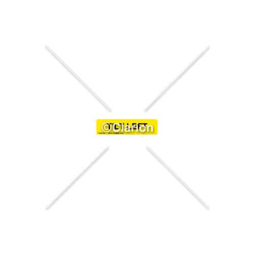 Tilt Left Label (8312-07HP-1)