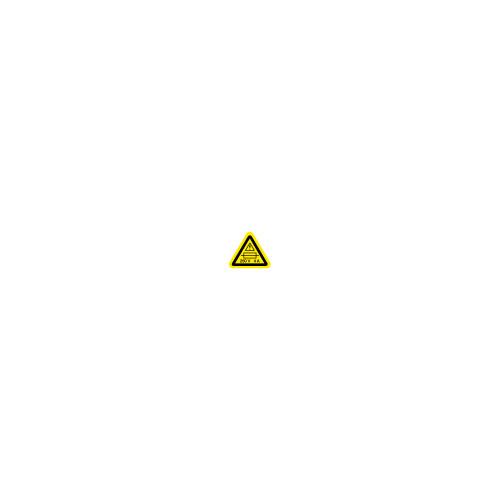 Fuse 250V 4A Label (8459-02HPD)