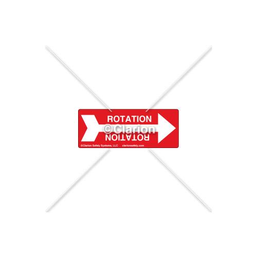 Rotation Label (C686-10)