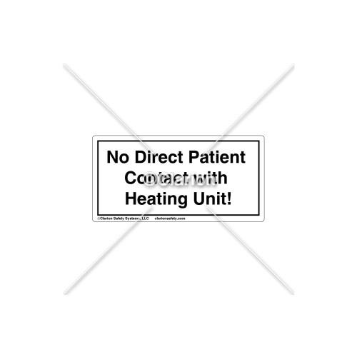 No Direct Patient Label (C7583-01)