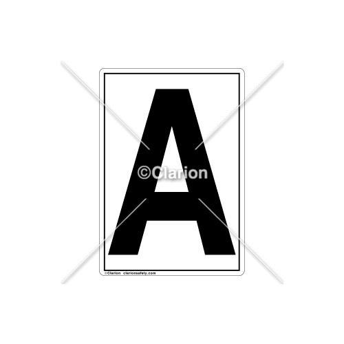 A Label (C8021-08)