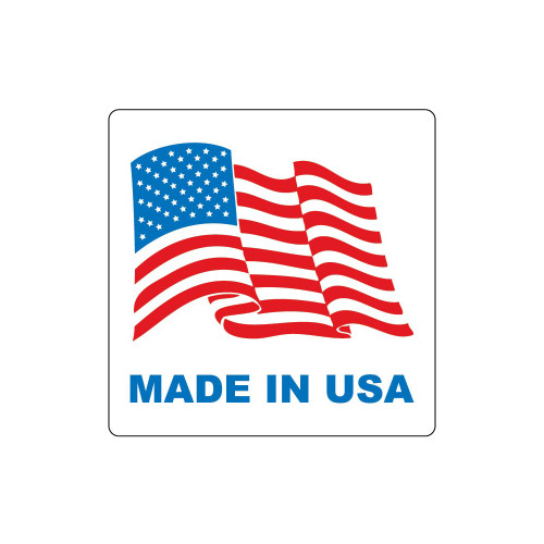 Made In USA Label (C22406-02)
