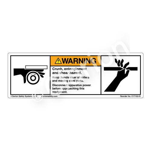 Warning/Crush (C17152-01)