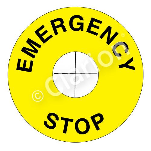 Emergency Stop (ES90-30.6)