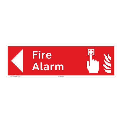 Fire Alarm Sign (F1008-)