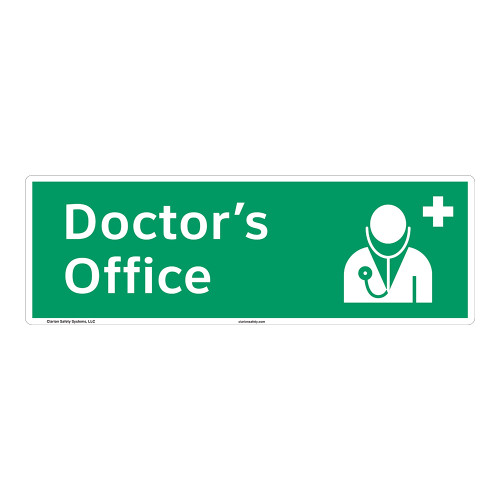 Doctors Office Sign (F1061)