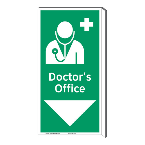 Doctors Office Sign (F1062F-)