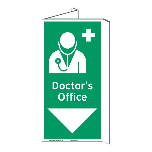 Doctors Office Sign (F1062P-)