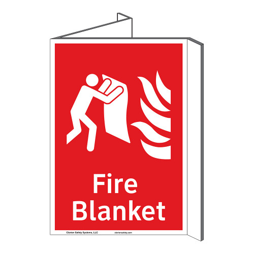 Fire Blanket Sign (F1271P-)