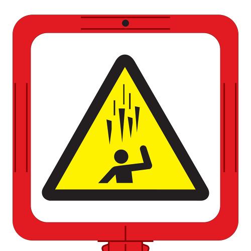 Falling Ice Sign (F1281-)