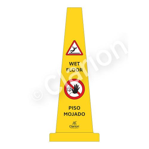 Wet Floor Sign (F1286-)