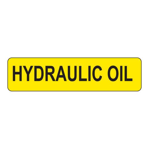 Hydraulic Oil Label (HYDOIL-)