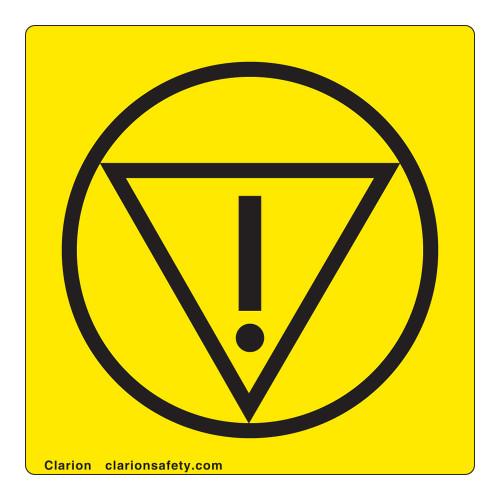 Emergency Stop Label (IEC5638a-)