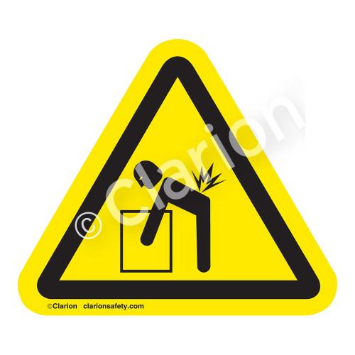Lifting Hazard Label (IS5101-)