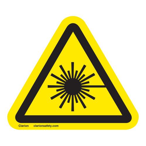 Laser Aperture Label (IS6003-)