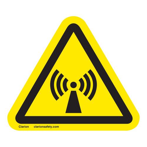Non-Ionizing Radiation Label (IS6027-)