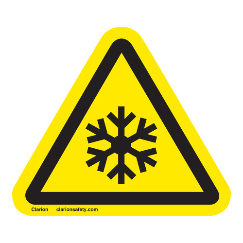 Low Temperature Label (IS6044-)