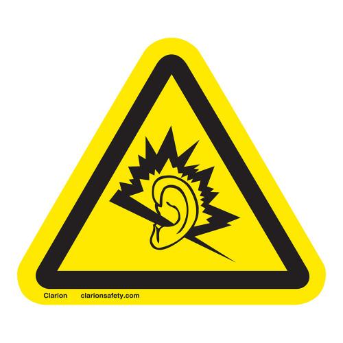 Loud Noise Label (IS6104-)