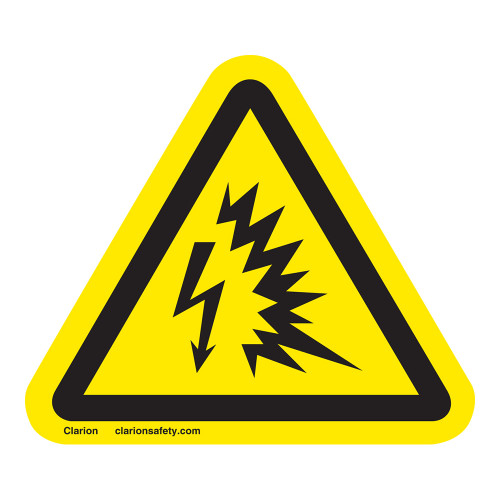 Arc Flash Label (IS6643-)