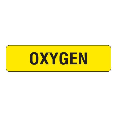 Oxygen Label (OX-)