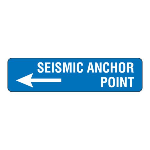 Seismic Anchor Point Label (SEISTL-)