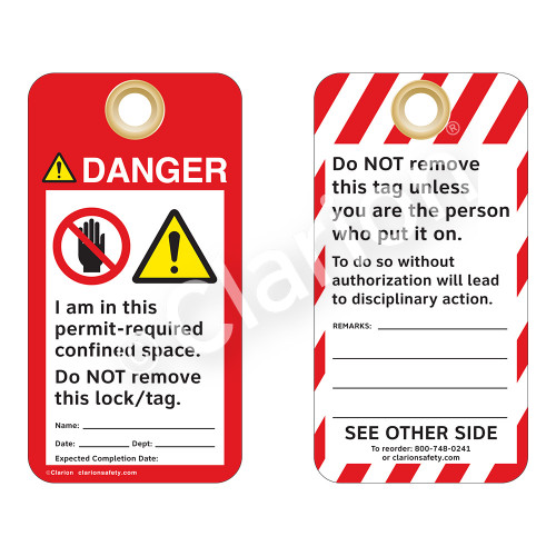 Danger/I Am In This Tag (ST1009a-1)