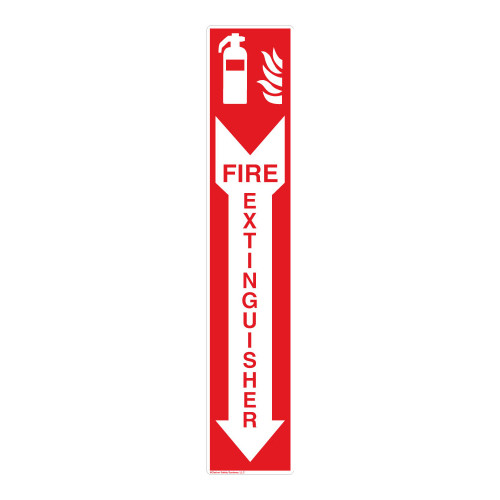 Fire Extinguisher Sign (S20065-)