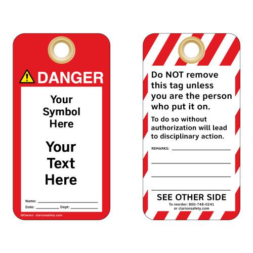 Custom Danger Tag