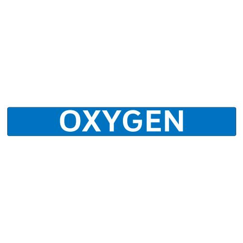 OXYGEN Pipe Marker (PS-PE6B)