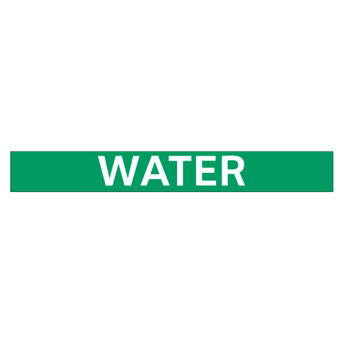 WATER Pipe Marker (PS-PL7G)